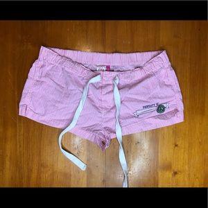 PINK Victoria's Secret Drawstring Pajama Shorts
